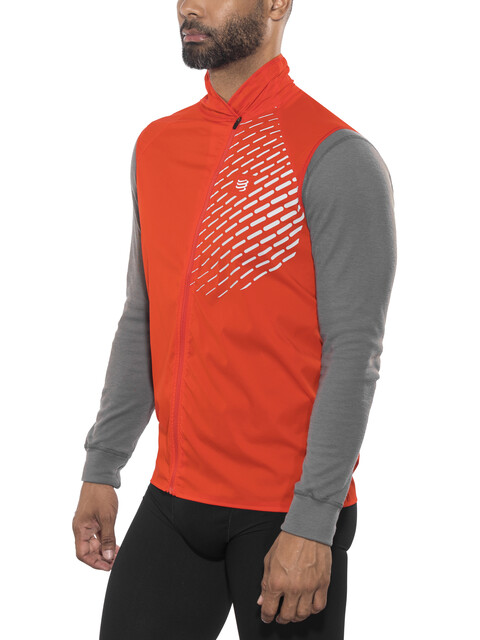 Compressport Hurricane V2 Vest Unisex Red